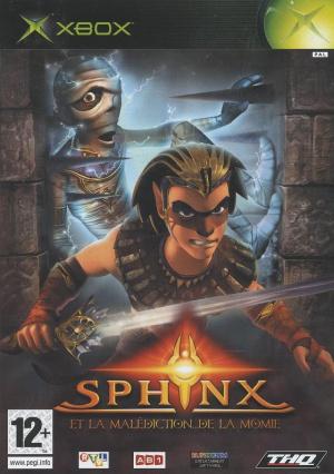 Sphinx et la Malédiction de la Momie sur Xbox