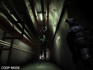 Chaos Theory : le coop en images