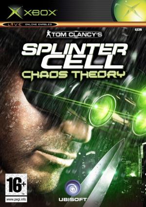 Splinter Cell Chaos Theory sur Xbox