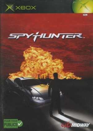 Spy Hunter sur Xbox