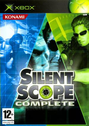Silent Scope Complete sur Xbox
