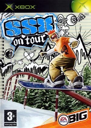 SSX on Tour sur Xbox