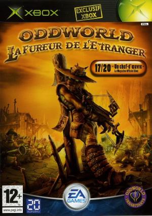 Oddworld : La Fureur de l'Etranger sur Xbox