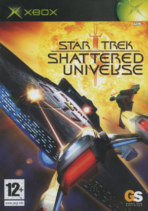 Star Trek : Shattered Universe sur Xbox