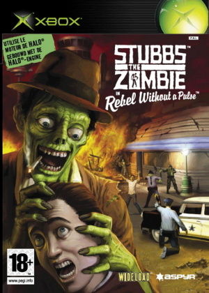Stubbs the Zombie in Rebel without a Pulse sur Xbox