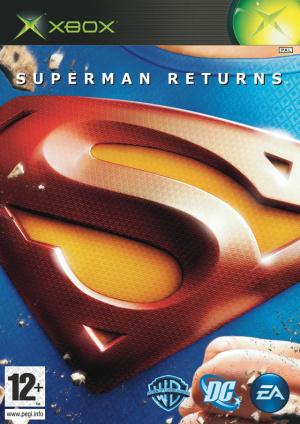 Superman Returns sur Xbox