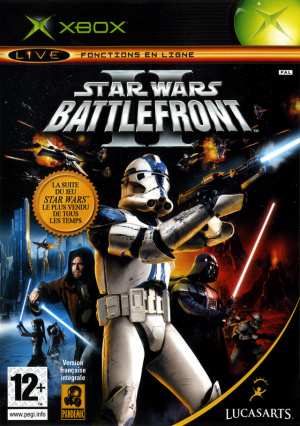 Star Wars Battlefront II sur Xbox