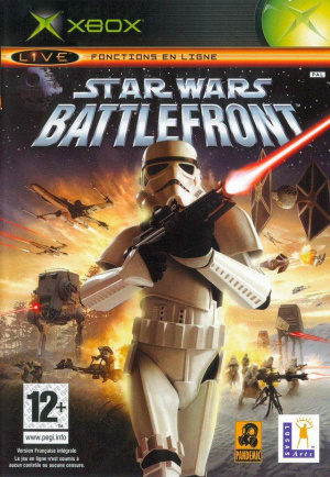Star Wars Battlefront sur Xbox