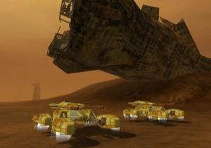 Star Wars : The Clone Wars - Xbox