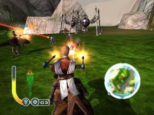 The Clone Wars sur Xbox, les options inédites