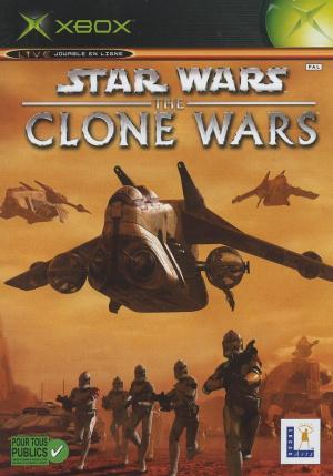 Star Wars : The Clone Wars sur Xbox