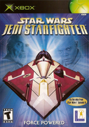 Star Wars : Jedi Starfighter sur Xbox