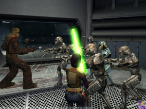 Site fran ais pour knights of the old republic - Xboxygen le site consacre aux consoles xbox et xbox ...