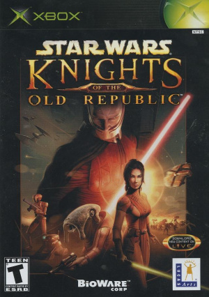 Star Wars : Knights of the Old Republic sur Xbox