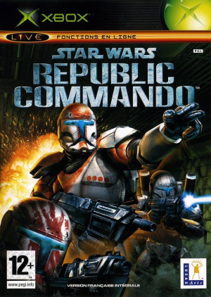 Star Wars : Republic Commando sur Xbox