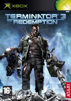 Terminator 3 : The Redemption sur Xbox