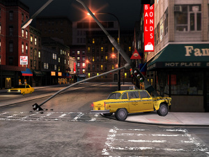 Taxi Driver - Xbox