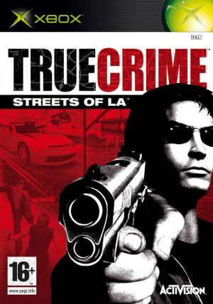 True Crime : Streets of LA sur Xbox