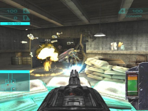 Terminator : Dawn Of Fate - Xbox