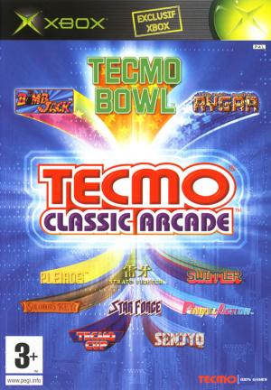 Tecmo Classic Arcade sur Xbox