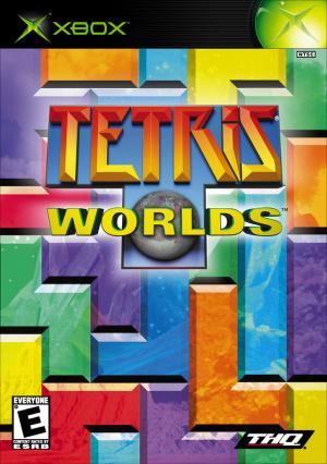 Tetris Worlds sur Xbox
