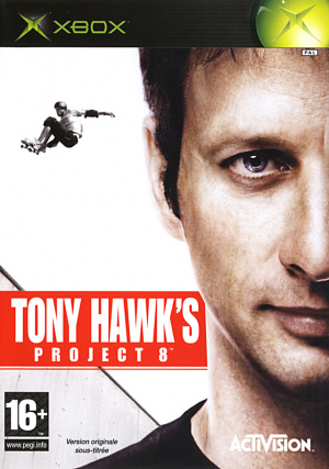 Tony Hawk's Project 8 sur Xbox
