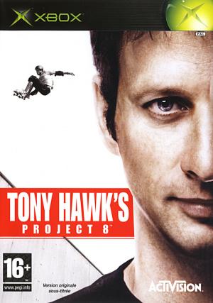 Tony Hawk's Project 8 sur Xbox
