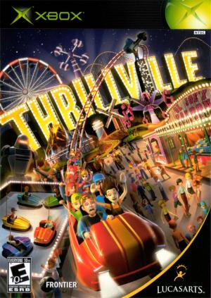 Thrillville sur Xbox