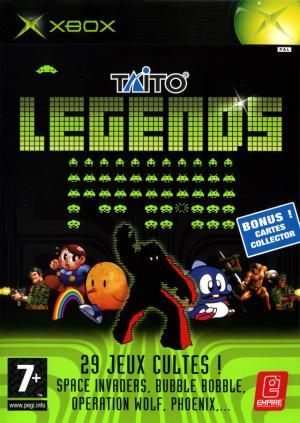 Taito Legends sur Xbox