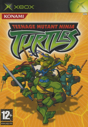 Teenage Mutant Ninja Turtles sur Xbox