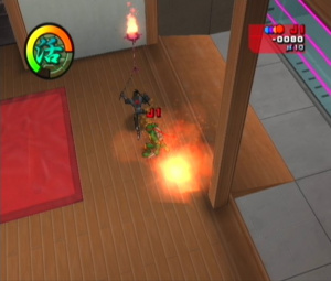 Double ration de Tortues Ninja sur GBA