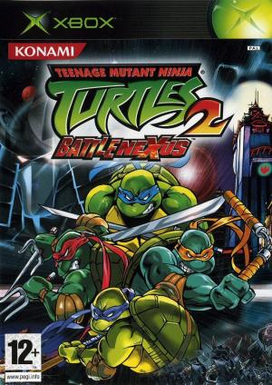 Teenage Mutant Ninja Turtles 2 : Battle Nexus sur Xbox