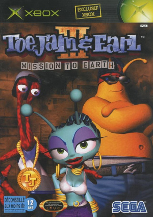 ToeJam & Earl III : Mission to Earth