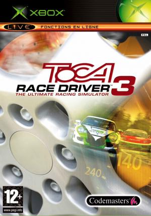 TOCA Race Driver 3 sur Xbox