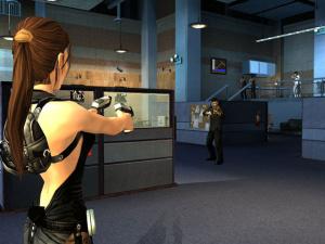 Images : Tomb Raider Legend, sans classe le charme n'est pas