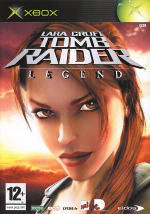 Tomb Raider Legend sur Xbox