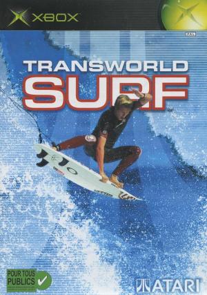 Transworld Surf sur Xbox