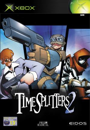 TimeSplitters 2 sur Xbox