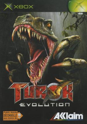 Turok Evolution sur Xbox