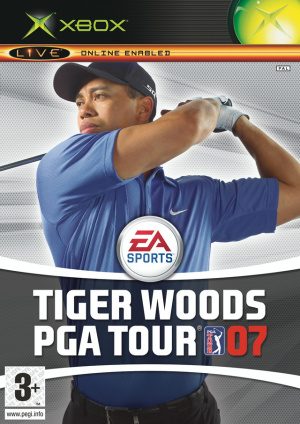 Tiger Woods PGA Tour 07 sur Xbox