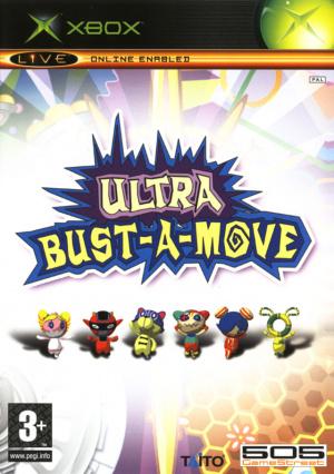Ultra Bust-A-Move sur Xbox