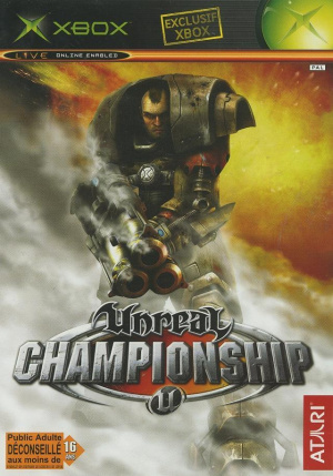 Unreal Championship sur Xbox