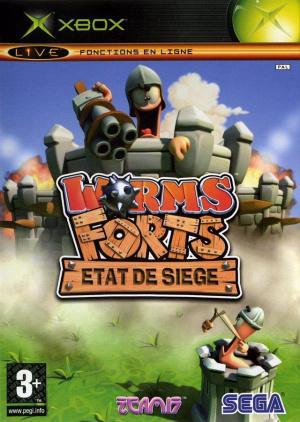Worms Forts : Etat de Siege sur Xbox