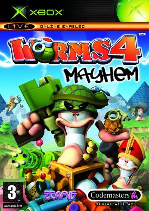 Worms 4 : Mayhem sur Xbox