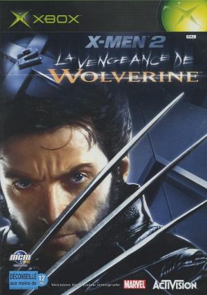 X-Men 2 : La Vengeance de Wolverine sur Xbox