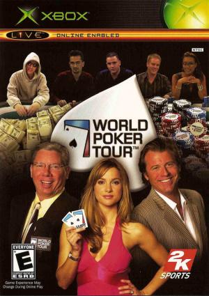 World Poker Tour sur Xbox