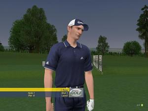 Images : World Tour Golf présente ses joueurs