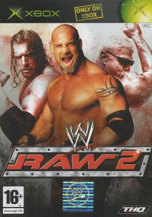 WWE Raw 2 sur Xbox