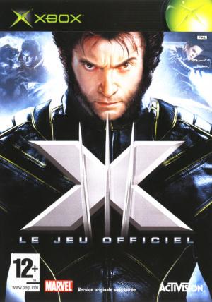 X-Men : Le Jeu Officiel sur Xbox