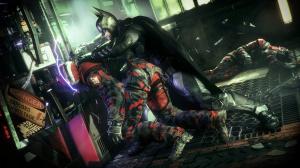 Gamescom : Des images pour Batman Arkham Knight